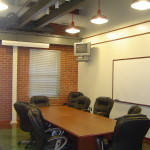 Jenks Ewing-Perryman Station - Board Room